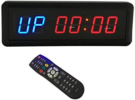 BTBSIGN Interval Stopwatch Remote Fitness product image