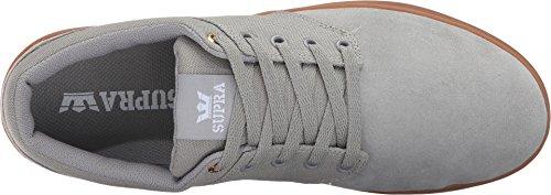 Supra, Sneaker uomo grigio grigio