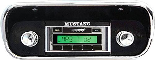 1967-1973 Ford Mustang Custom Autosound USA-230 AM//FM Stereo Radio 200 watts