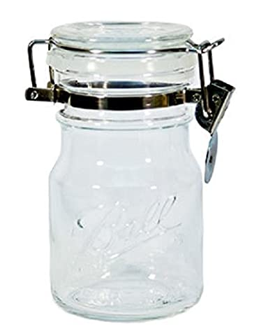 Ball Collection Sure Seal Bail 14oz Storage Jar - Single Jar - 14 Oz Glass Jar