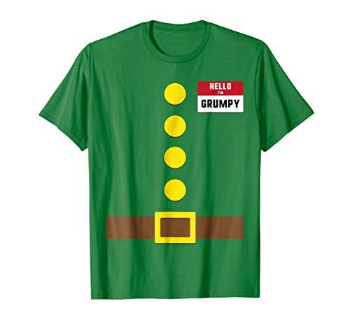 I'm Grumpy Dwarf T Shirt Gnome Costume Halloween