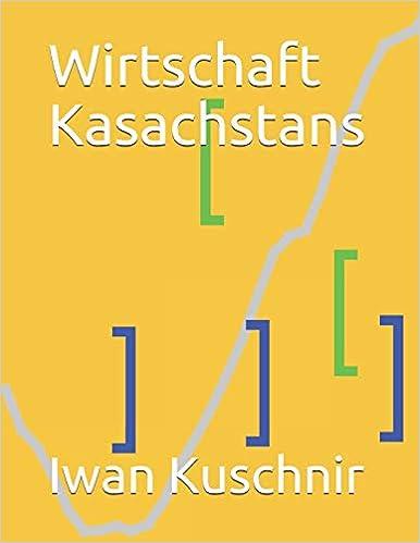 Wirtschaft Kasachstans