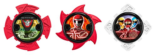 Power Rangers Ninja Steel Ninja Power Star Robo