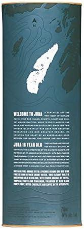 Jura Jura 18 Years Old Single Malt Scotch Whisky 44% Vol. 0,7L In Giftbox - 700 ml