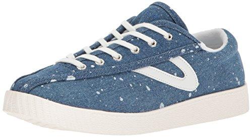 Zapatillas Deportivas Tretorn Azul Mujer para Nyliteplus medio Pfqq5Ew