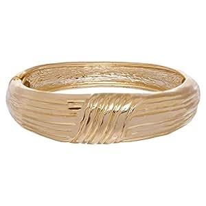 GrandUAE Women's Alloy Bracelet, Gold