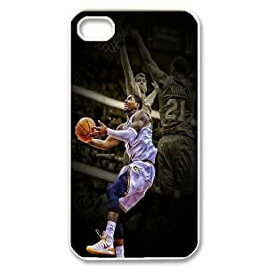 LSQDIY(R) Kyrie Irving iPhone 4,4G,4S Plastic Case, Personalised iPhone 4,4G,4S Case Kyrie Irving