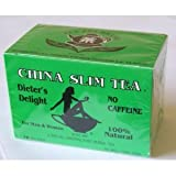 China Slim Tea Dieter's Delight NO CAFFEINE 16 Tea Bags Net Wt 32g For Sale