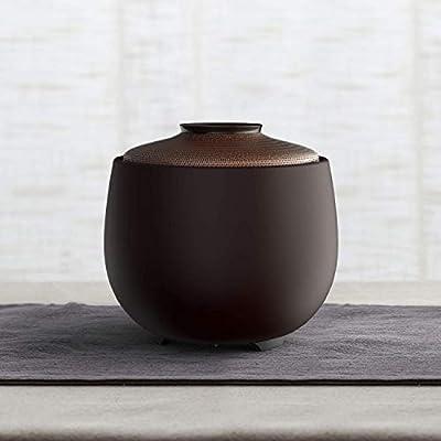 Excelvan Essential Oil Humidifier 240 ml Ceramic Aroma