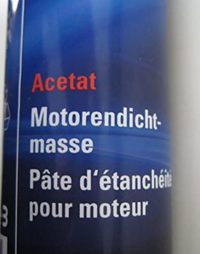 Berner Motorendichtmasse Dichtmasse 200ml Für Motor Getriebe Ölwanne Wasserpumpe Opel Vw Mercedes Audi Renault Dacia Fiat Peugeot Auto