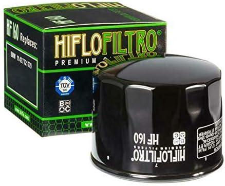 Hiflo Motorcycle Motorbike Performance Oil Filter Genuine OE Quality HF160