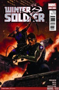 "Read Online Winter Soldier #11 ""The Hunt for the Black Widow Is On! And Hawkeye Is in the Trail"" pdf"