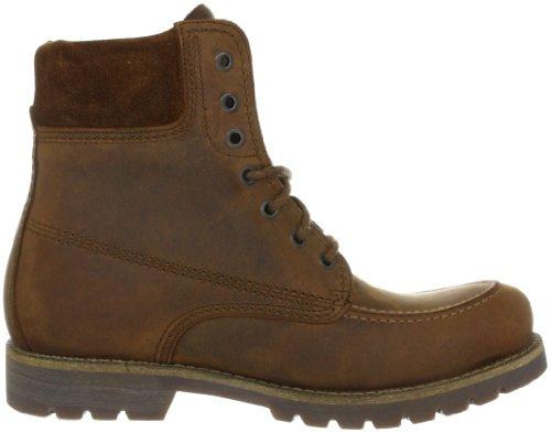 PANAMA JACK Vermont Herren Kalt Gefüttert Biker Boots Kurzschaft Stiefel & Stiefeletten Braun (Bark)
