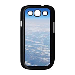 Samsung Galaxy S3 Case,Atmosphere Landcape Hard Shell Back Case for Black Samsung Galaxy S3 Okaycosama418184