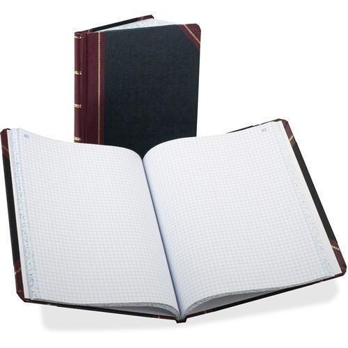 21-150-Q Pendaflex Columnar Book - 150 Sheet(s) - Thread Sewn - 10.68