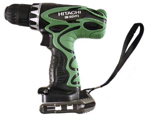 DS12DVF3 Hitachi 12 Volt Drill Driver (Bare Tool - no battery, charger or case)