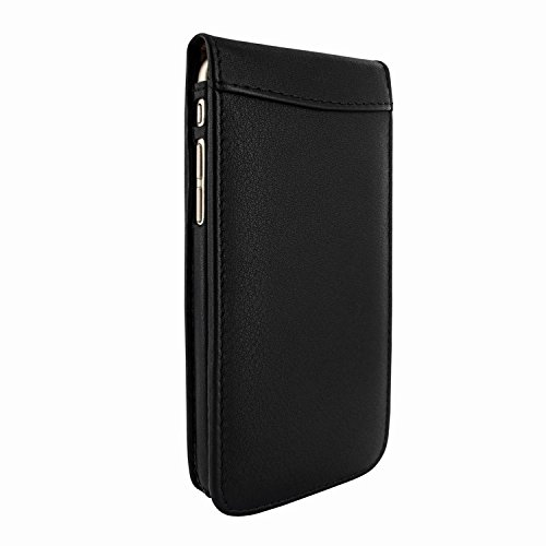 Piel Frama 689 Black Magnetic Leather Case for Apple iPhone 6 Plus / 6S Plus by Piel Frama (Image #2)
