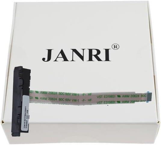 JANRI SATA Hard Drive HDD Connector Flex Cable FOR HP Envy 15 15-j105tx 15-j 15T-J 15Z-J 6017B0421601 AX1 6017B0416801 DW15