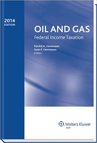 Counting Number worksheets gas law worksheets : Oil and Gas: Federal Income Taxation (2014): Ph.D., CPA and Sean P ...
