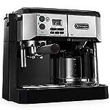 De'Longhi Combination Espresso and Coffee Machine w/Advanced Cappuccino System