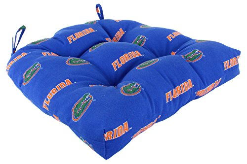 (College Covers NCAA Indoor/Outdoor Seat Patio D Cushion, 20