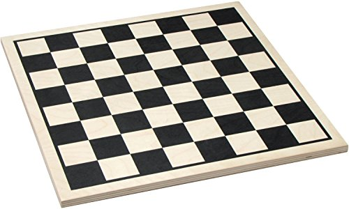 Basic Checker/Chess Board - Made in USA
