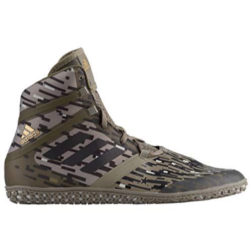 ビーズ韻説教(アディダス) adidas メンズ レスリング シューズ?靴 Flying Impact [並行輸入品]