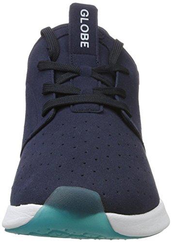 Globe Dart Lyt - Zapatillas de casa Hombre Azul (Navy/White)