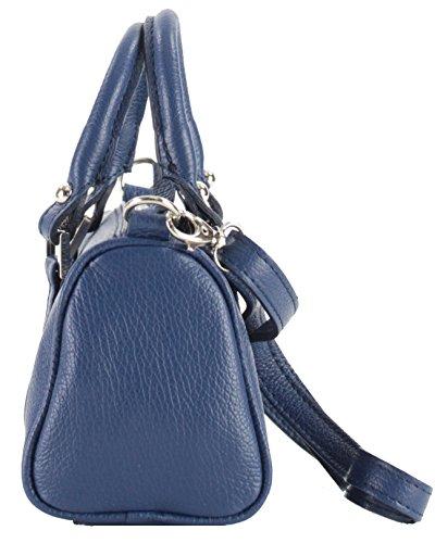 Sac Femme SA151433GA Mini Cuir Julietta Bleu histoireDaccessoires Z6xAq5n