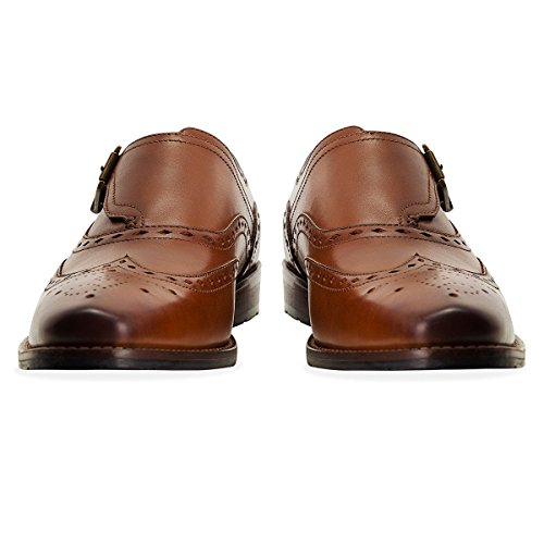 Goodwin Smith Gargrave Bracelet De Sangle Hommes Chaussures Marron