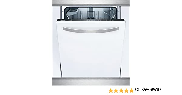 Balay 3VF305NA lavavajilla Totalmente integrado 13 cubiertos A++ - Lavavajillas (Totalmente integrado, Tamaño completo (60 cm), White,Not applicable, ...