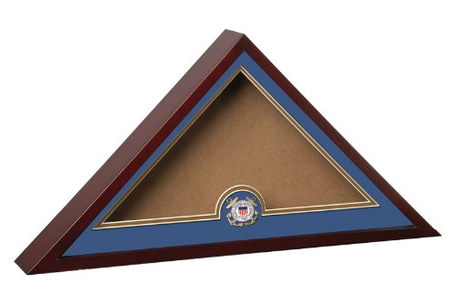 Allied-Frame-United-States-Coast-Guard-Interment-Burial-Flag-Display-Case
