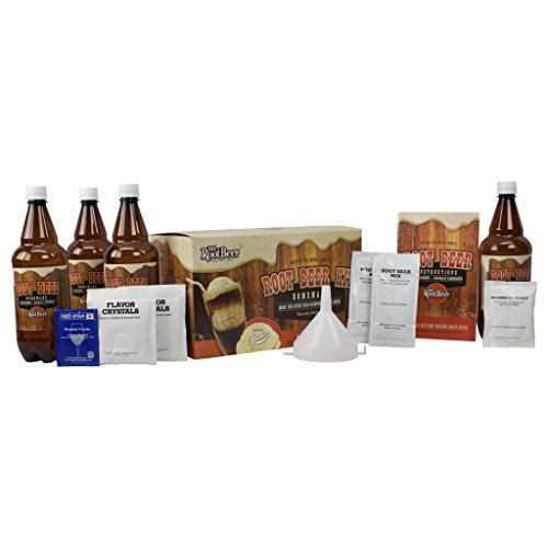 Brewing Root Beer - Mr. Root Beer Home Brewing Root Beer Kit