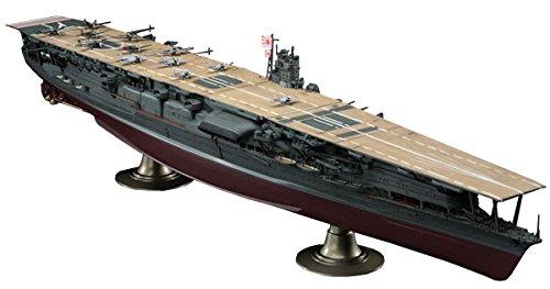 - Hasegawa 1:350 Scale IJN Aircraft Carrier Akagi 1941