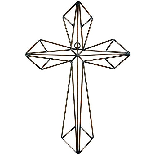 Carson North Star Wall Cross (Ornament Northstar)
