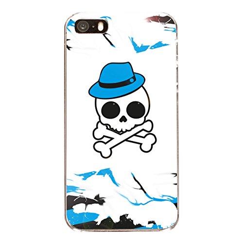 "Disagu Design Case Coque pour Apple iPhone 5s Housse etui coque pochette ""Boy Skull"""