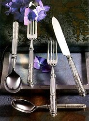 Ricci Argentieri Amalfi 2- Piece Salad Serving Set