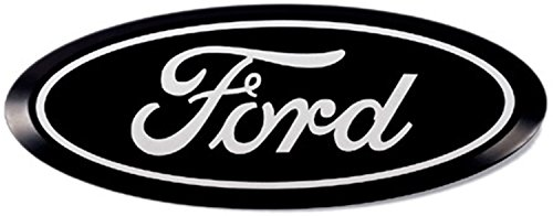 Putco 92600 Black Anodized Billet Aluminum Ford Emblem Kit