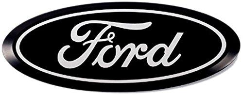 Putco 92600 Black Anodized Billet Aluminum Ford Emblem ()