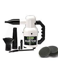 Bonus - Incluye 3 Filtros Extra - Metrómetro DataVac Duster Eléctrico - Motor de 500 vatios - Modelo ED500P Ordenador - Duster Electrónico - Fabricado en Estados Unidos