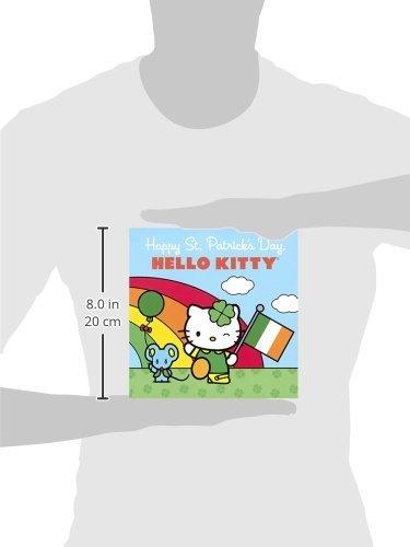 Happy St. Patrick\'s Day, Hello Kitty: Amazon.de: Ltd Sanrio Company ...