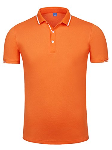 カップル ボーイズ 無地 ポロシャツ ワンポイント 通気 半袖 カノコ ゴルフ カジュアル 綿素材 男女兼用 大きいサイズ 多色 #105