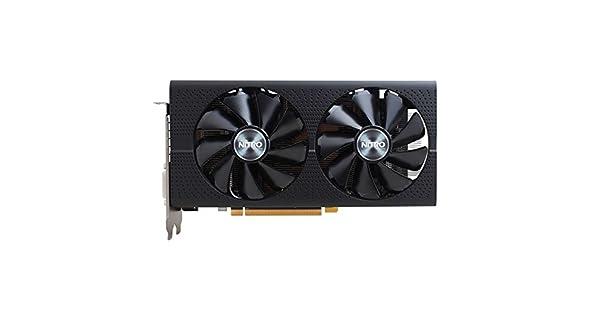 Amazon.com: Sapphire Nitro Radeon RX 470 4 G D5 OC Radeon RX ...