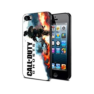 Cod06 Silicone Cover Case Iphone 6 Call of Duty : Ghost