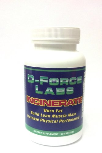 D-Force Labs Incinerate Fat Burner Review