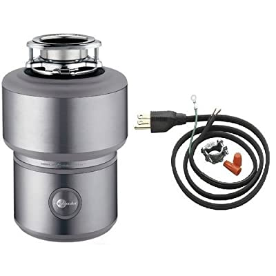 InSinkErator Excel Evolution 1 HP Garbage Disposal with Soundseal Plus Technolog,
