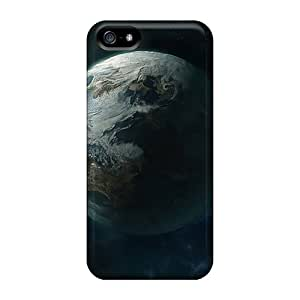 Quality RomeoJr Case Cover With Earth 1 Nice Appearance Compatible With Iphone 5/5s