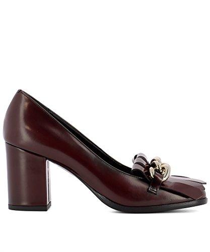 COLLI FRANCO FC1154131BORDEAUX Talons Chaussures Femme Cuir Bordeaux À wzPRdvzqx