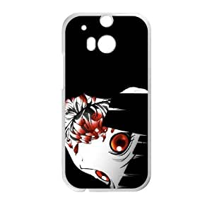 Hell Girl HTC One M8 Cell Phone Case White