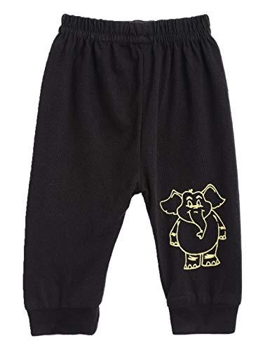 Kuchipoo Baby Boys' & Baby Girls' Cotton Pajama (Pack of 5)